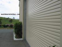 cửa cuốn tấm liền eco series 4 tập đoàn austdoor
