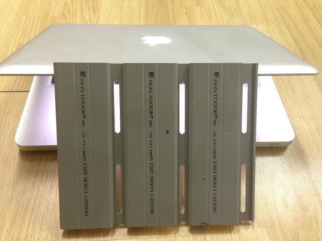 thông báo ra mắt sản phẩm mới cửa cuốn khe thoáng a49i