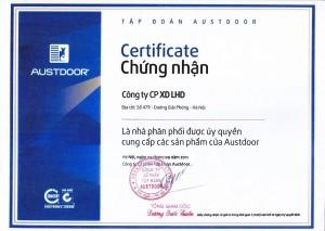 Chung-nhan-dai-ly-Austdoor-Cong-ty-LHD