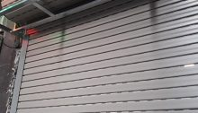 cửa cuốn austdoor s50 trung kính