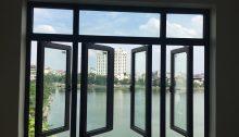 cửa nhôm xingfa tây hồ