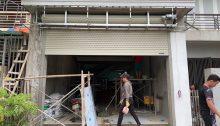 lắp cửa cuốn austdoor s52i chính hãng tại hoài đức 1