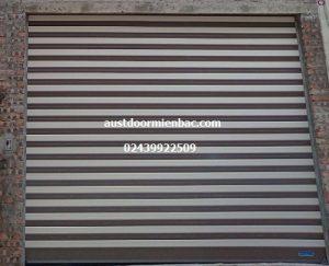 Lắp đặt cửa cuốn M70 tại Nam Trung Yên Hà Nội